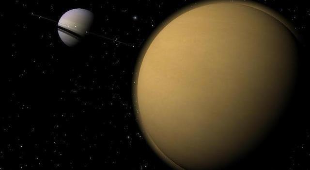 Сiencia Pregunta Trivia: ¿Cuál es el único satélite del sistema solar con atmósfera densa?
