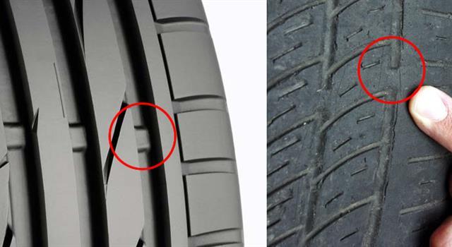 Сiencia Trivia: ¿Cuál es la profundidad mínima legal para el dibujo de las llantas de tu coche?