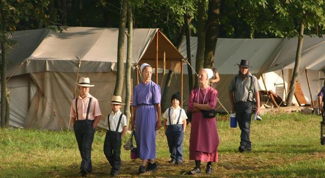 Sociedad Pregunta Trivia: ¿De dónde provienen los Amish?