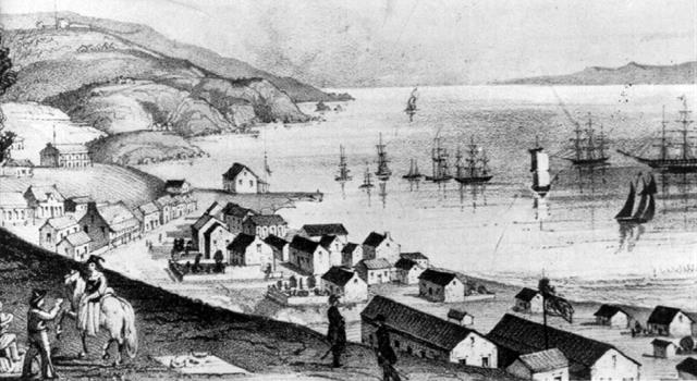Historia Trivia: En 1818, ¿las fuerzas de qué país sudamericano ocuparon la ciudad y el fuerte de Monterey (California) durante 6 días?