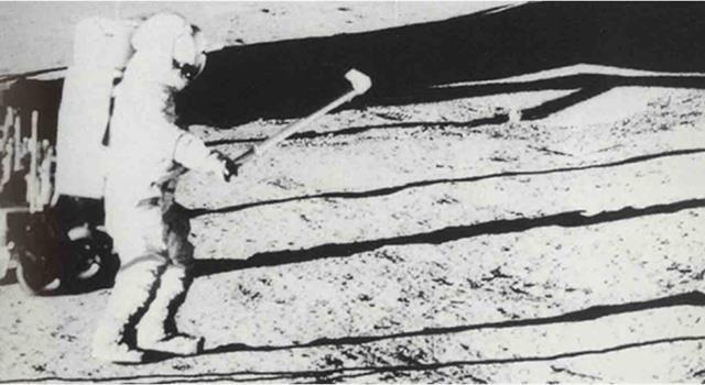 Deporte Pregunta Trivia: ¿En qué año se jugó al golf en la Luna por primera vez?