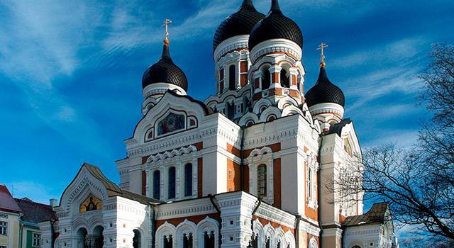 Cultura Pregunta Trivia: ¿En qué ciudad está la Catedral Ortodoxa de Alexander Nevski?