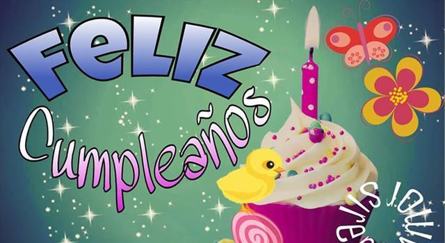 Sociedad Pregunta Trivia: ¿Festejar los cumpleaños es una costumbre de la modernidad?
