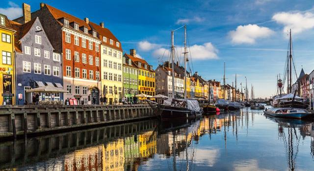 Culture Trivia Question: How is the city of Copenhagen spelled in Danish?