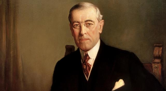 History Trivia Question: How many points did US President Woodrow Wilson propose in his speech to Congress in 1918?