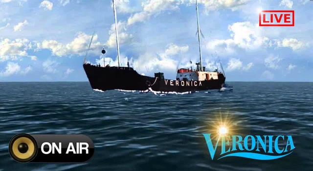 History Trivia Question: In 1960 the offshore radio station 'Radio Veronica' began broadcasting off the coast of which country?