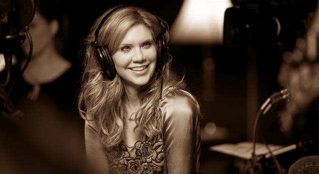 Culture Trivia Question: In 1989 the bluegrass-country singer Alison Krauss released her first album, 'Two Highways', with which band?