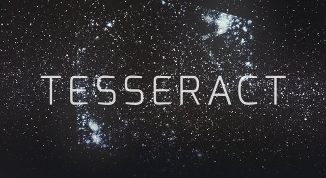 Science Trivia Question: In geometry, what is a tesseract?