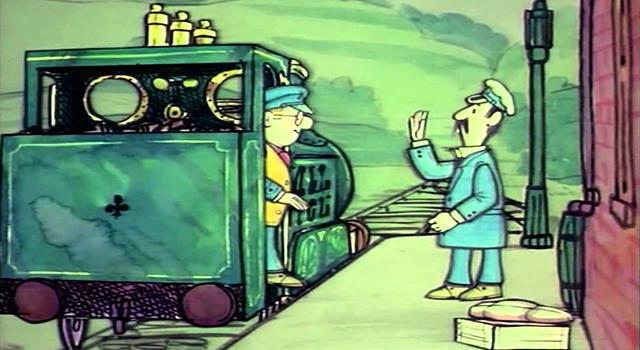 Movies & TV Trivia Question: In the British children's TV series 'Ivor the Engine', what was the name of Ivor's driver?