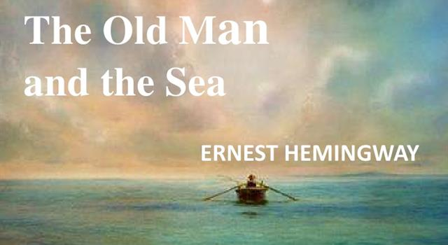 Culture Trivia Question: In the Ernest Hemingway novel 'The Old Man and the Sea', the title character battles a giant what?