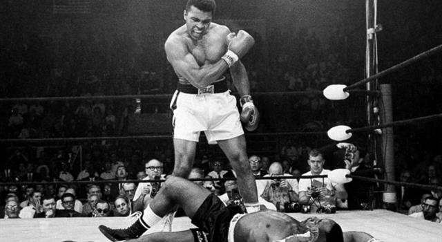 Sport Trivia Question: In what year did Muhammad Ali lose his first professional boxing match?
