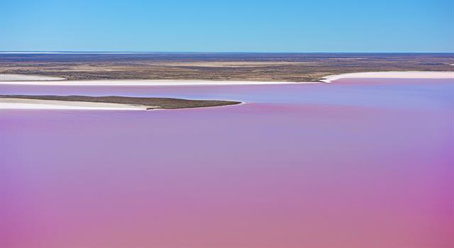 Geography Trivia Question: In which country is Kati Thanda-Lake Eyre National Park?
