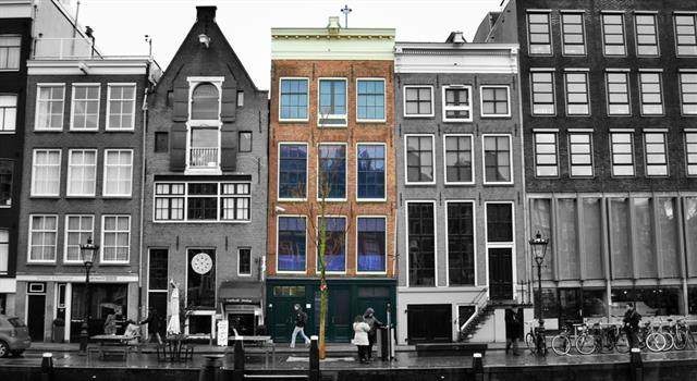 Geography Trivia Question: In which European city is the museum known as the Anne Frank House?