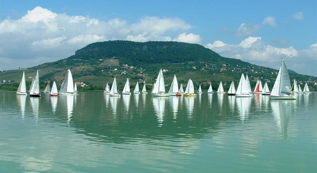 Geography Trivia Question: In which European country is Lake Balaton?