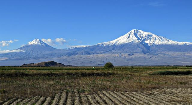 Geography Trivia Question: In which modern country is Mount Ararat, where Noah's Ark came to rest?