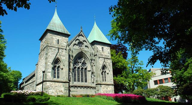 History Trivia Question: In which Norwegian city is the country's oldest cathedral?