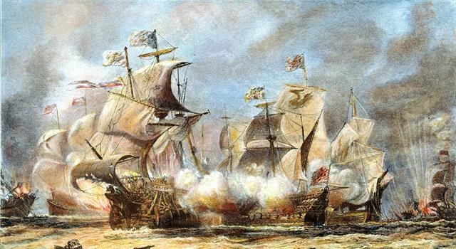 History Trivia Question: In which year did the Spanish Armada sail against England?