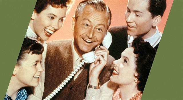 """Movies & TV Trivia Question: On the 1950s U.S. TV sit-com """"Father Knows Best"""", what does father (Robert Young) do for a living?"""
