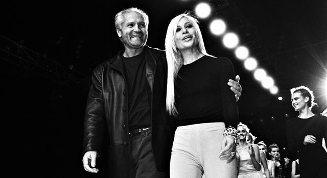 History Trivia Question: On what day of the week was fashion designer Gianni Versace assassinated?