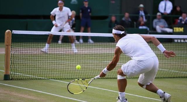 Deporte Pregunta Trivia: ¿Por qué en el torneo de Wimbledon los jugadores solo pueden usar indumentaria de color blanco?