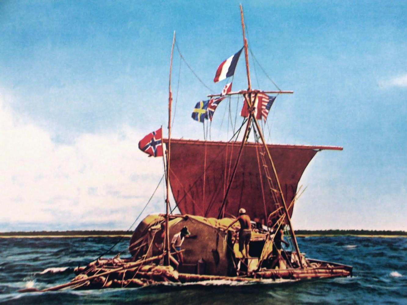 Historia Pregunta Trivia: ¿Qué balsa sirvió para demostrar que los primeros pobladores de la Polinesia provenían de Sudamérica?