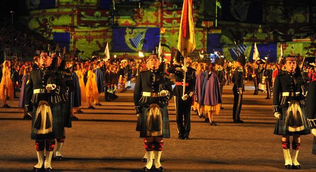 Cultura Trivia: ¿Qué es el Royal Edinburgh Military Tattoo?