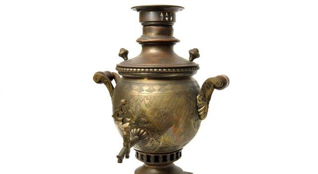 Cultura Pregunta Trivia: ¿Qué es un samovar?