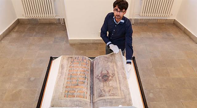 Cultura Pregunta Trivia: ¿Qué significa en español la denominación latina Codex Gigas?