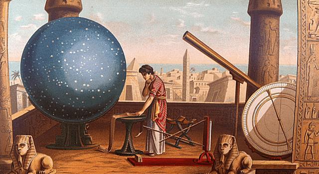 Сiencia Trivia: ¿Quién fue el primer astrónomo griego que sugirió que el centro del sistema solar era el Sol,?