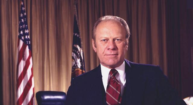 Historia Trivia: ¿Quién fue vicepresidente y presidente de los Estados Unidos sin haber sido elegido por votación popular?