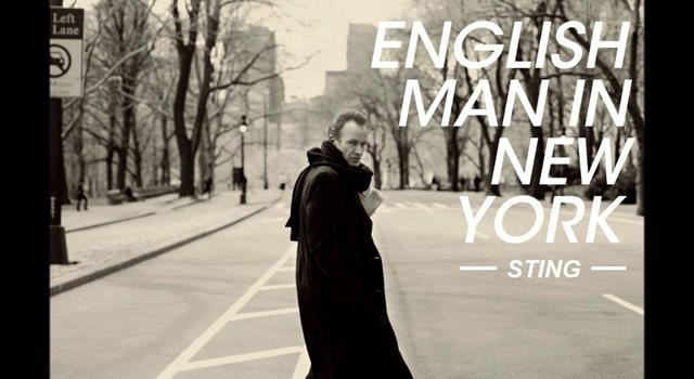 Culture Trivia Question: Sting's song 'Englishman in New York' was about which man?