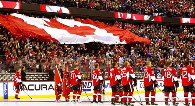 Sport Trivia Question: The first organized and recorded game of ice hockey was played indoors in 1875 in which Canadian city?