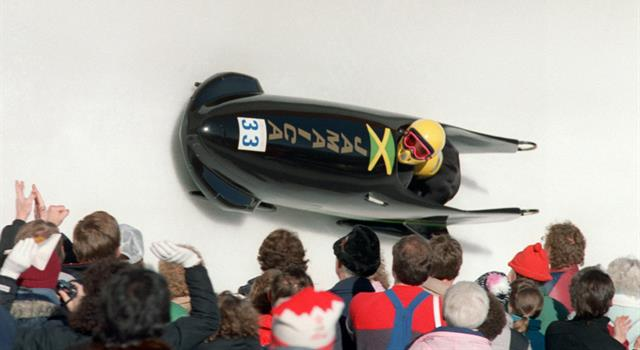 Sport Trivia Question: The two-man Jamaican bobsleigh team of Dudley Stokes and Michael White first competed in which Winter Olympics?