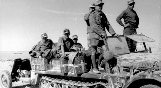 History Trivia Question: What German military leader of the Afrika Korps was known as 'The Desert Fox'?