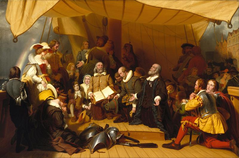History Trivia Question: What group landed in America in 1620?
