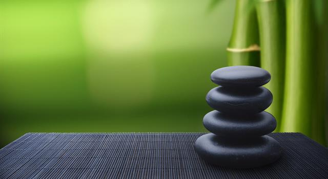 Culture Trivia Question: What is the literal translation of the Chinese 'feng shui', the practice of placement and arrangement of space?
