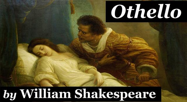 History Trivia Question: What is the name of Othello's wife in the Shakespeare play?