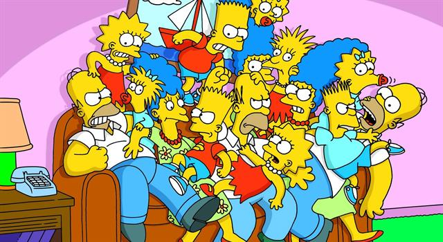 Movies & TV Trivia Question: What is the surname of the character in 'The Simpsons' known as 'Comic Book Guy'?