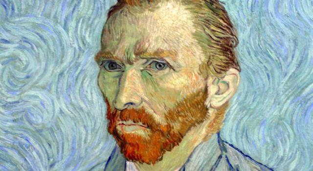 History Trivia Question: What is the title of Vincent van Gogh's famous painting of 1885?
