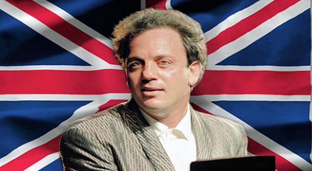 Culture Trivia Question: What was Billy Joel's only #1 single in the UK?