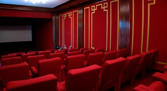Movies & TV Trivia Question: What was the first American film to be screened inside the White House?
