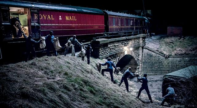 History Trivia Question: What was the name of the Metropolitan Police detective who investigated the Great Train Robbery of 1963?