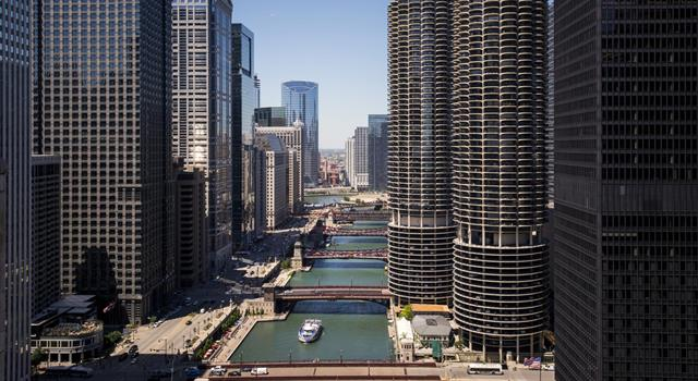 History Trivia Question: What/who is the city Chicago named after?
