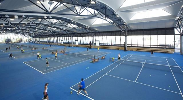 Geography Trivia Question: Where in London is the National Tennis Centre located?