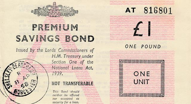 History Trivia Question: Which Chancellor of the Exchequer introduced Premium Bonds in 1956?