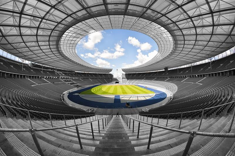 Sport Trivia Question: Which of these cities is home to the White City Stadium?