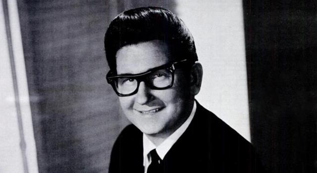 "Culture Trivia Question: Which color goes before ""Angel"" and ""Bayou"" on Roy Orbison's singles?"