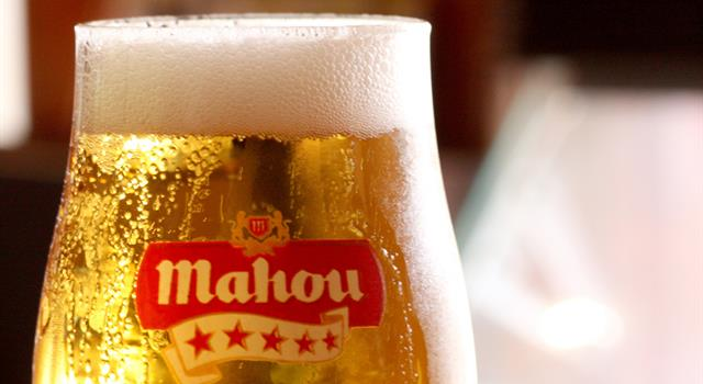 Society Trivia Question: Which country produces Mahou beer?