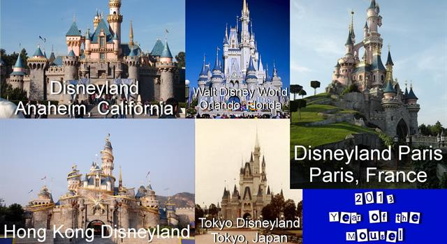 Society Trivia Question: Which Disney theme park gets the most visitors in the world?