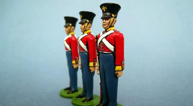 "History Trivia Question: Which English pop group recorded the song ""Tin Soldier""?"